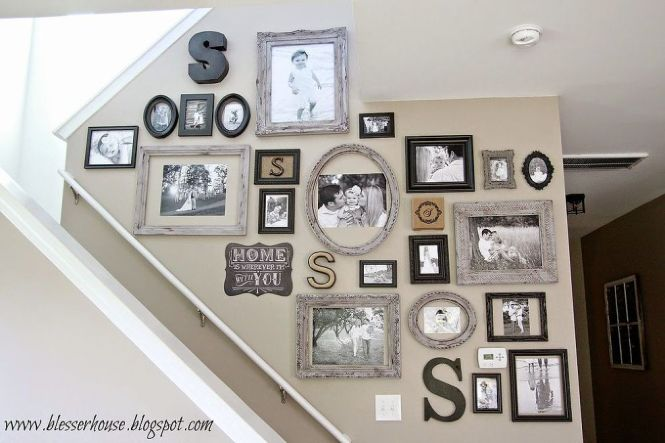 Make An Impact In Your Home Decor With A Gallery Wall