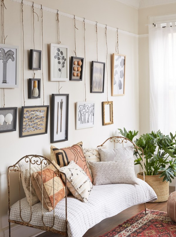 Ideas Rustic Wall