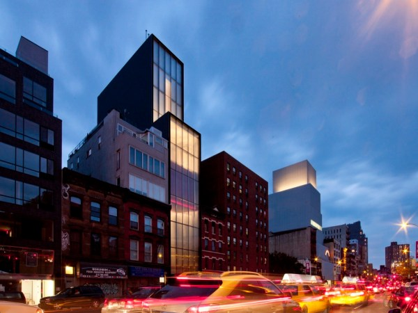 Unique Building Design With Dynamic Facades