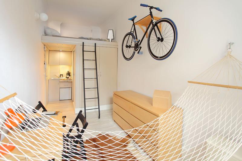 Tiny Apartment In Poland