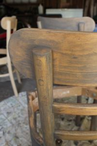Classic Table Chairs Refinished Inspiring Home Design