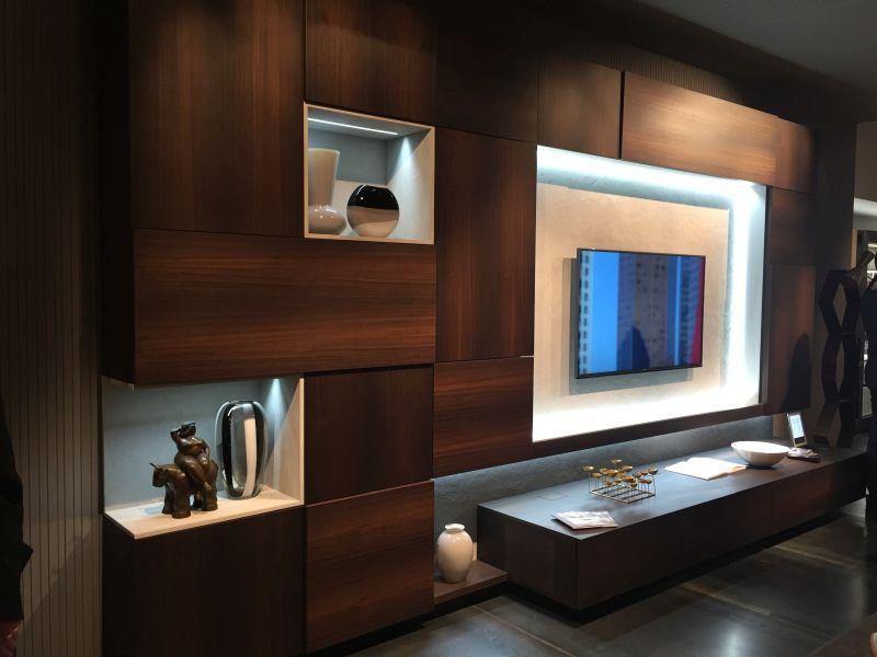 Around TV High-Efficiency LED Lighting