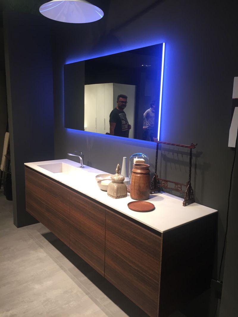 Mirror Bathroom Eiffel Tower Marquee Light