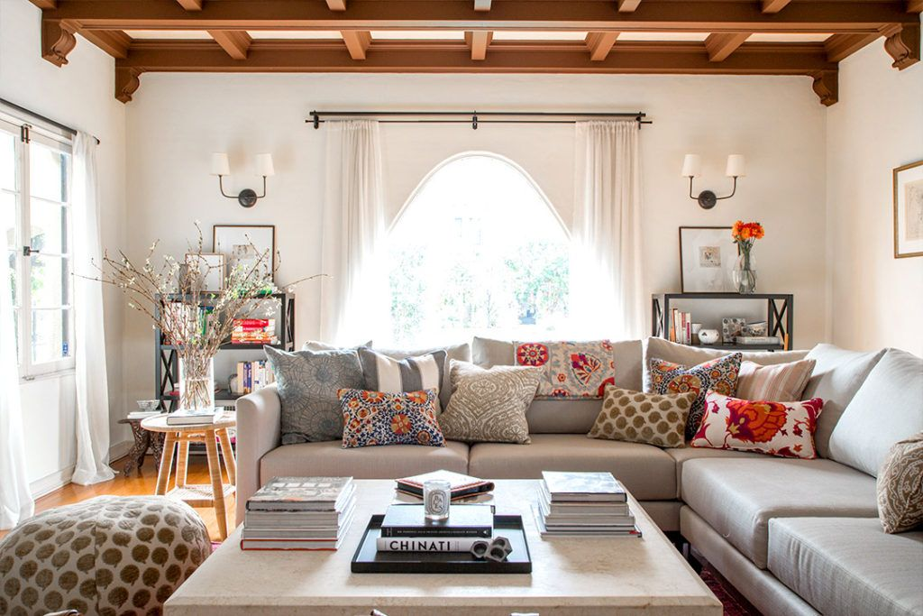 spanish style living room furniture chocolate brown sofa the ultimate inspiration for styling decorative items homes