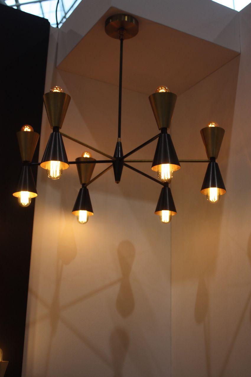 Edison bulbs lightmaker ceiling