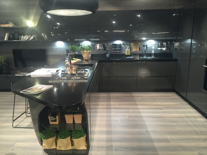 installing kitchen countertop colorful accessories under-cabinet led lighting puts the spotlight on ...