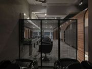 beauty salon design charm