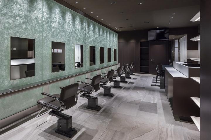 Japan Mona beauty salon floor