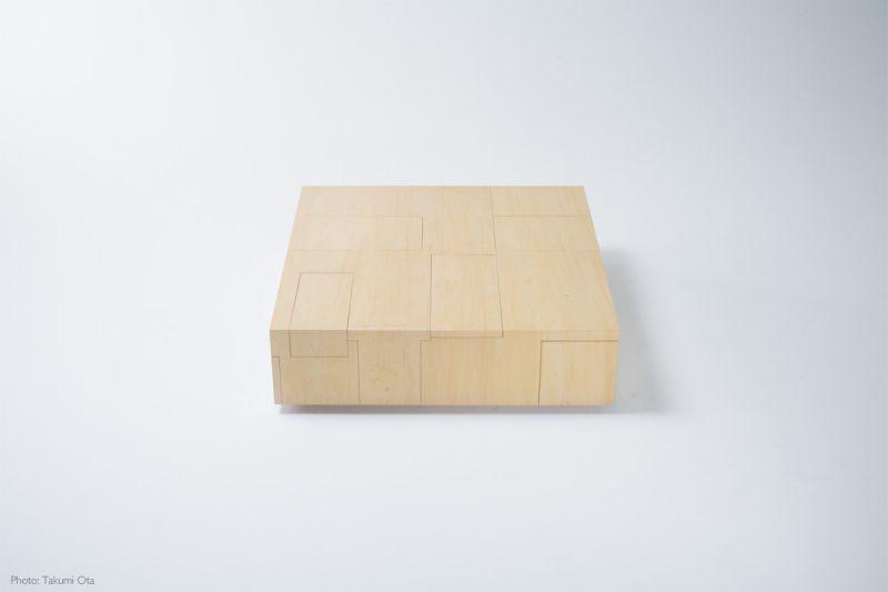Kai coffee tabel design