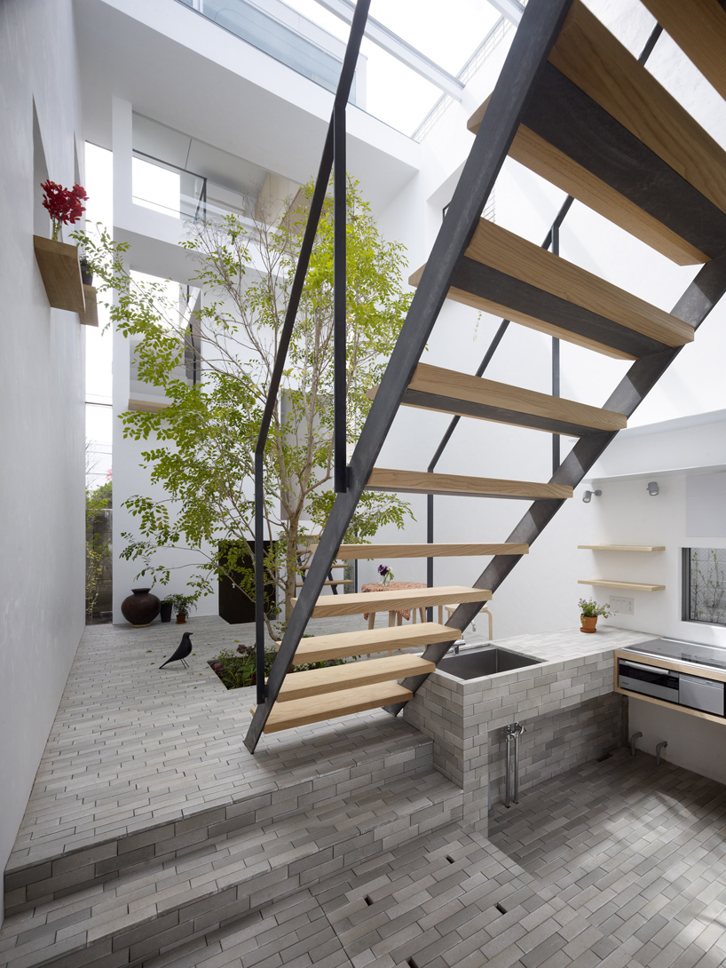 Mamm Design Minna no Ie Stair