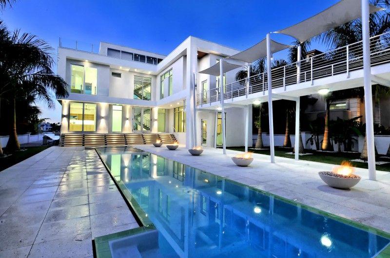 pool house/apartment designs