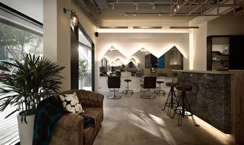 Prim4 hair salon Chairs
