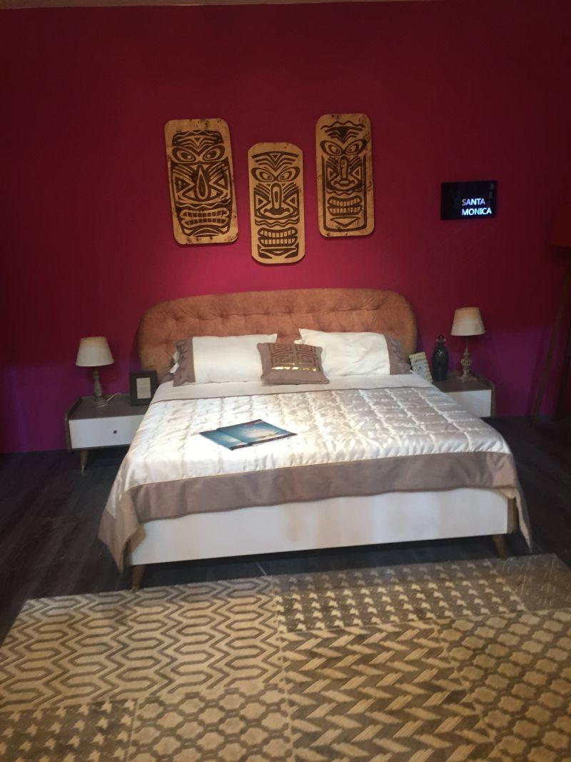 Santa monica bed style