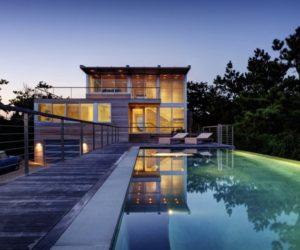 tropical pool house designs