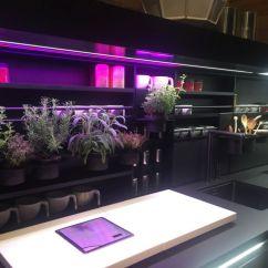 Easy To Do Kitchen Backsplash High Arc Faucet Under-cabinet Led Lighting Puts The Spotlight On ...