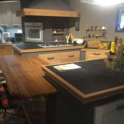Bar Height Kitchen Table Antique Cabinets Defying The Standards - Custom Countertop Kitchens