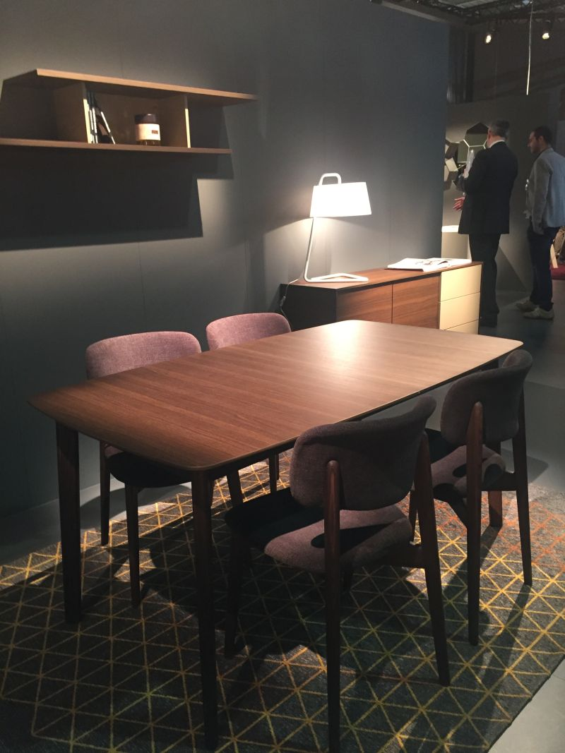 Calligaris Dining table with chairs