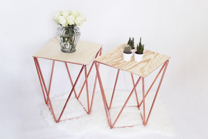 Coppe small tables