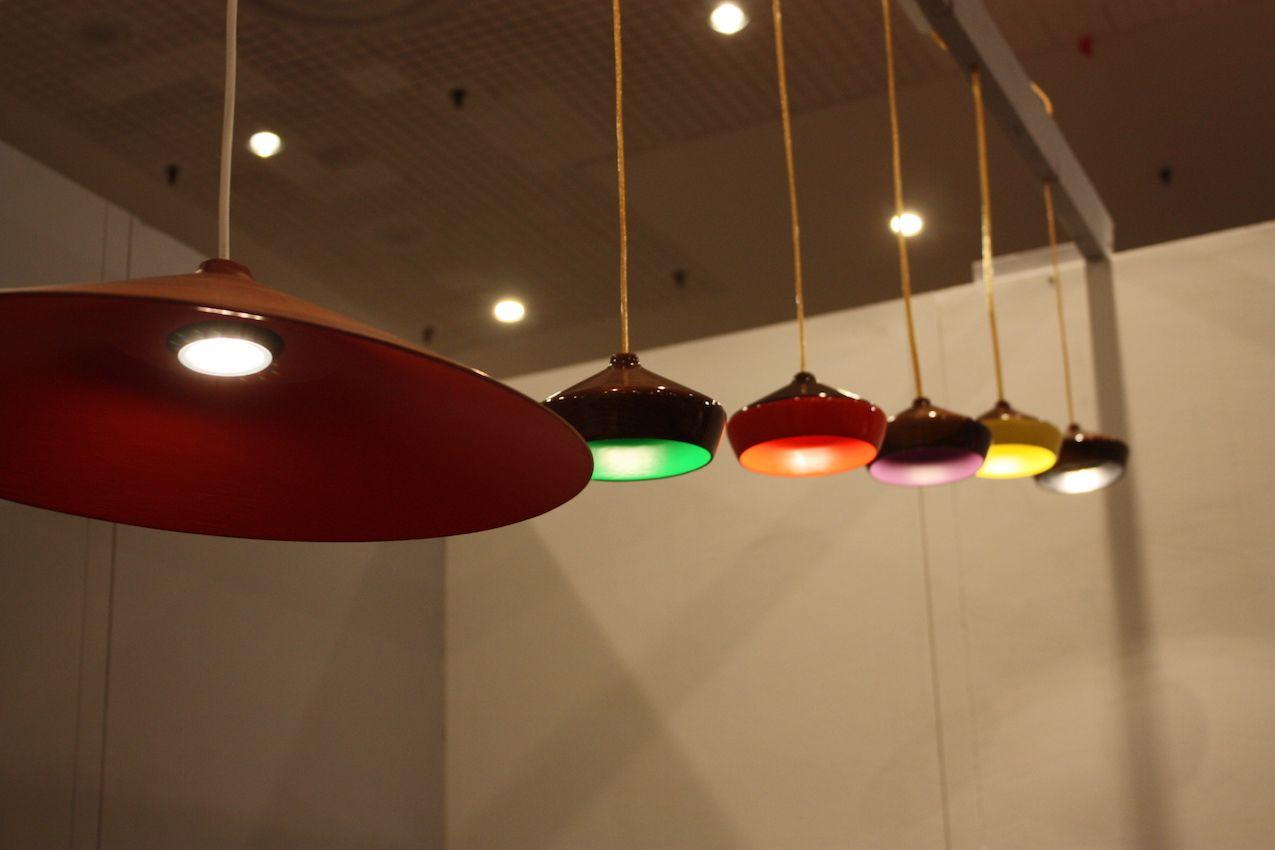 Donald Baugh hanging pendants