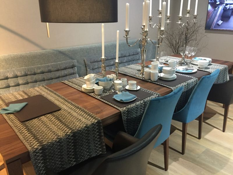 Horizontal Table Runners