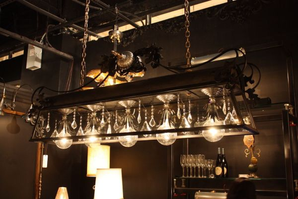 Steampunk Decor Lighting