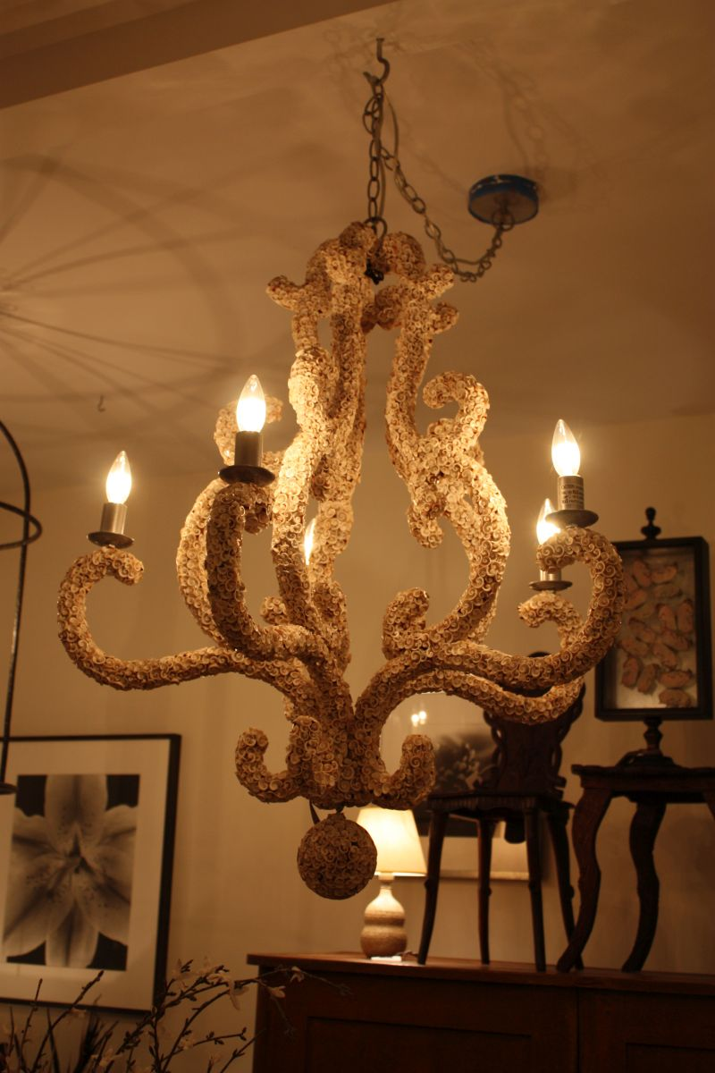 One-of-a-Kind Pieces - chandelier
