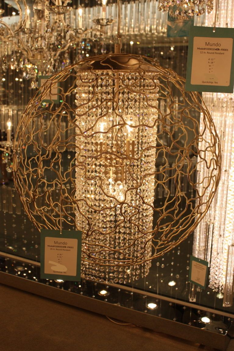 Philips collection caged light