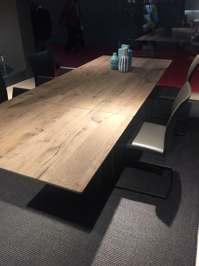Unfinished dining table top
