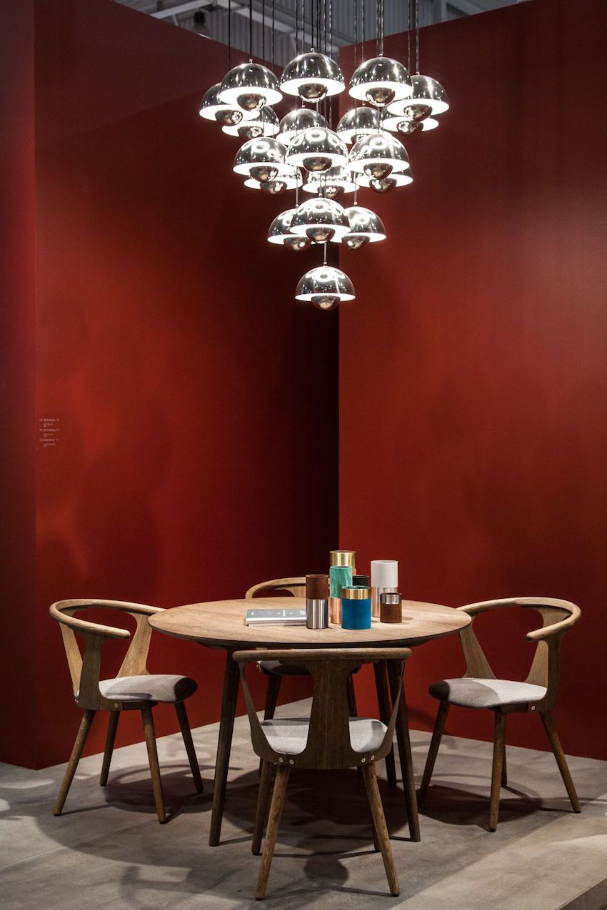 antradition-chandelier-red-walls