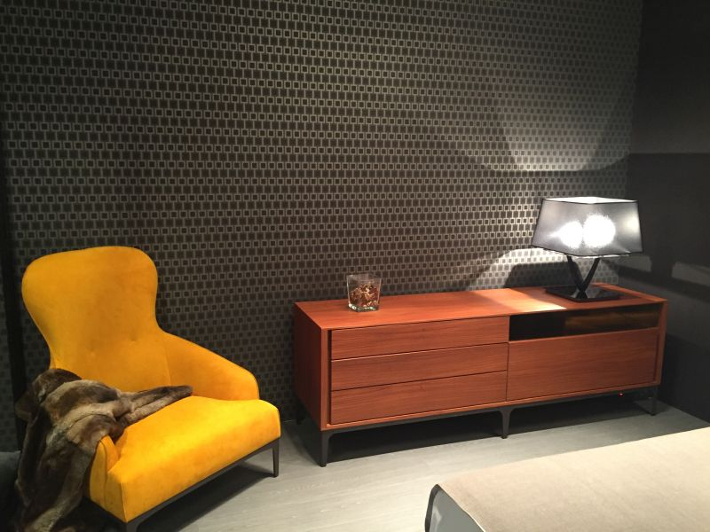 armchair-in-yellow-closer-to-sideboard