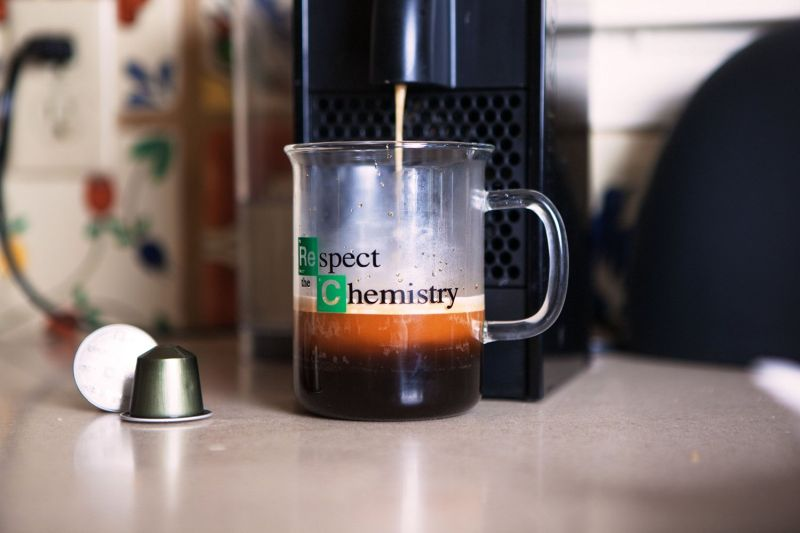 Breaking bad - Chemistry Beaker Mug