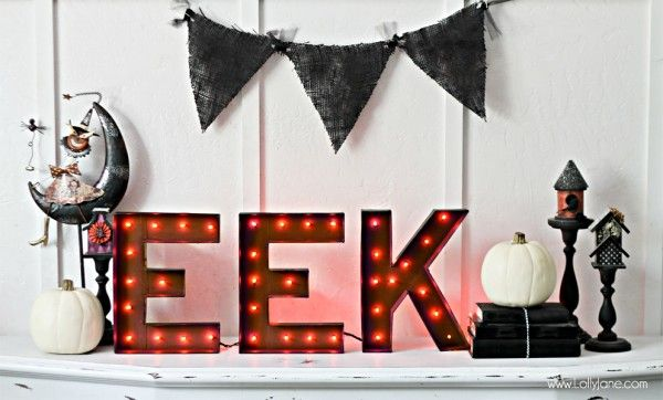 diy-halloween-marquee-letters-orange