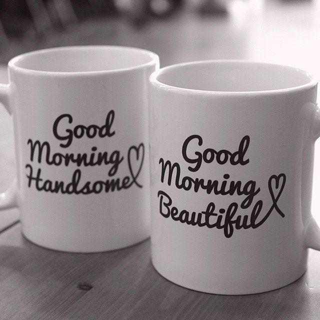 Good morning beautiful