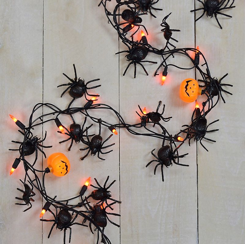 halloween-spider-lights