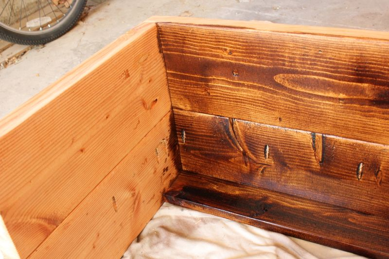 How to Stain Wood A Basic Guide