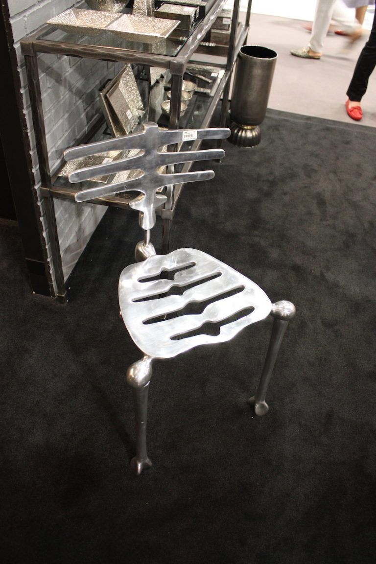 Michael aram bone chair