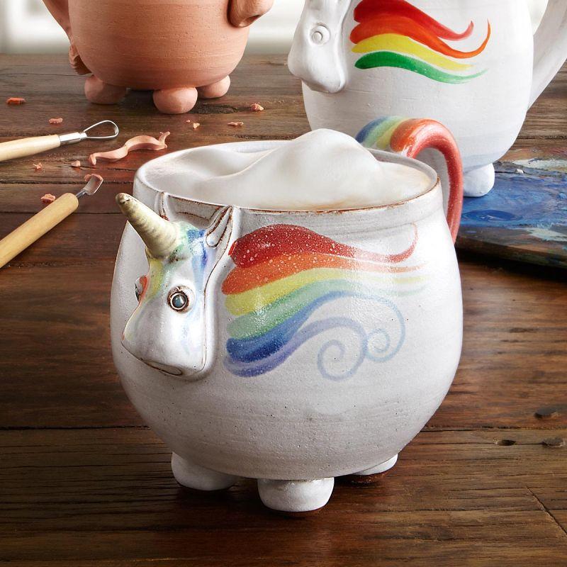Rainbow Unicorn Mug Coffee