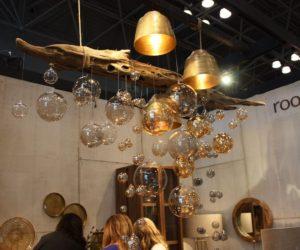 Roost chandelier