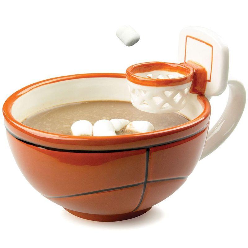 The mug with a hop