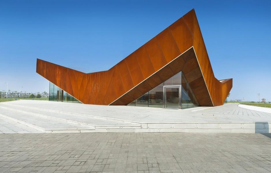 Buliding Vanke Triple V Gallery by Ministry of Design