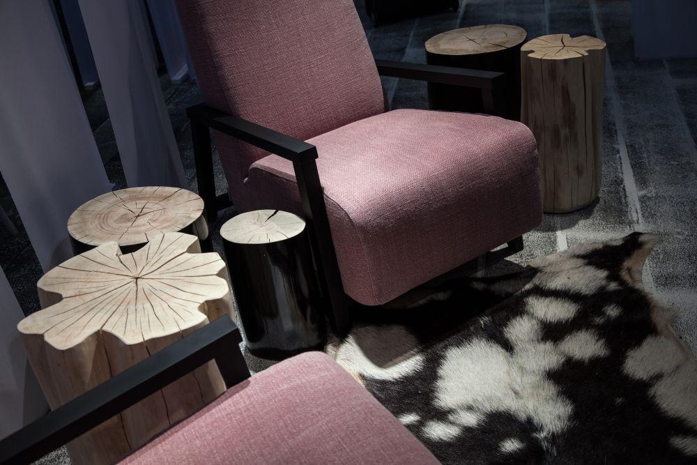 Gervasoni1882 Tree Stump Side Table