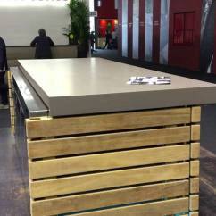 Kitchen Table Top Small Commercial Cost Sliding Countertops And Hideaway Features - Home ...
