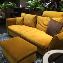 Grey Yellow Living Room Design Oversized Chairs Furniture 15 Chic Colors