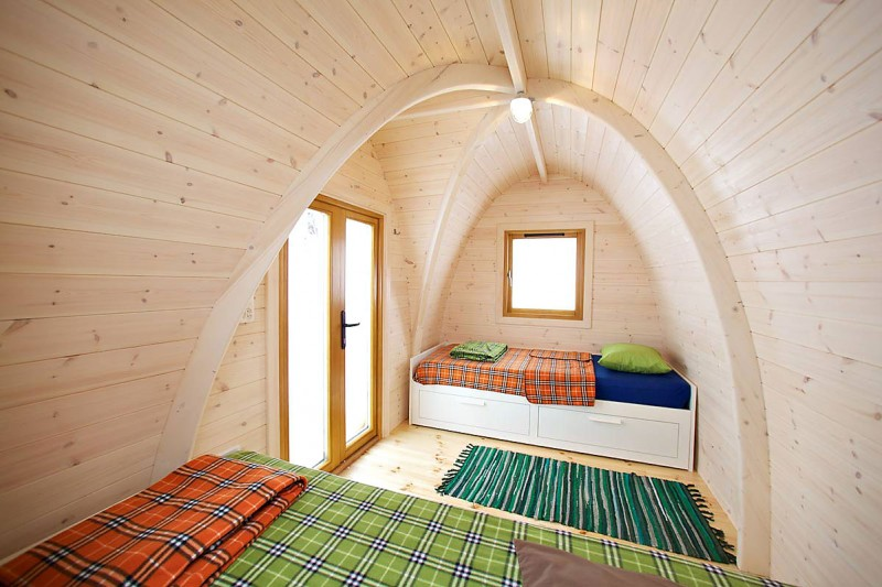 PODhotel by Pod Design Bed