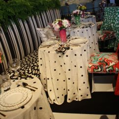 Images Of Small Decorated Living Rooms Contemporary Curtains For Room Party Tables All Dressed Up Special Celebrations