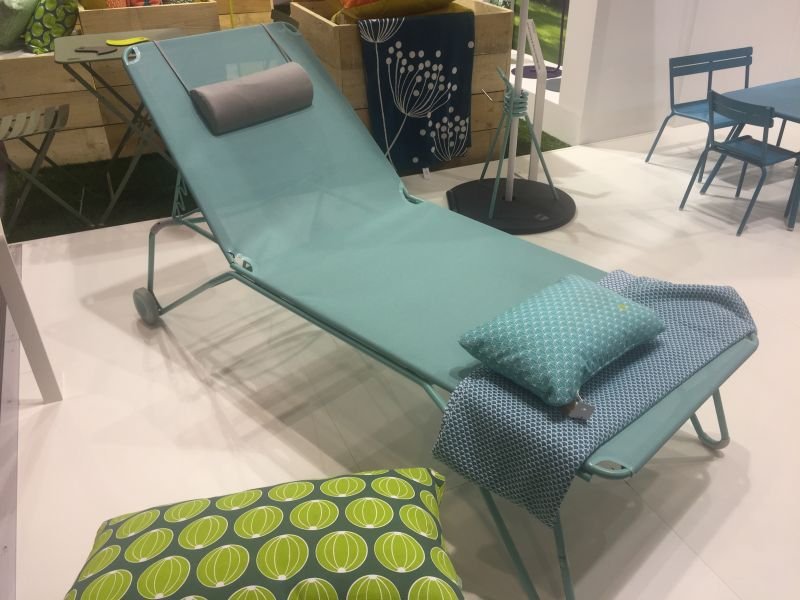 Steal Teal outdoor furniture