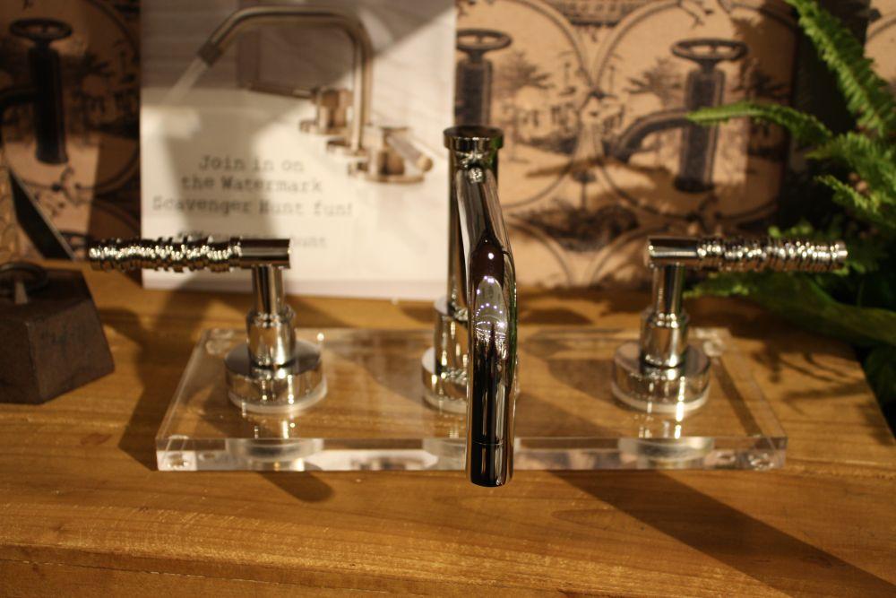 Unique faucet design
