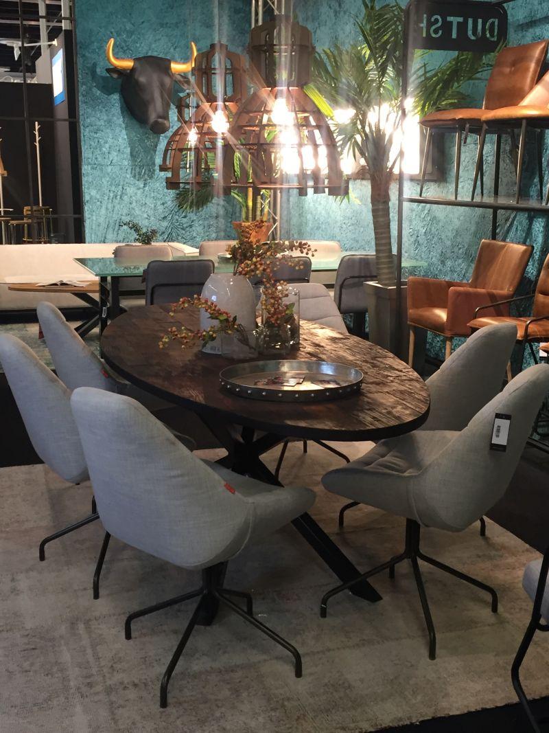 Verdigris Dining Area