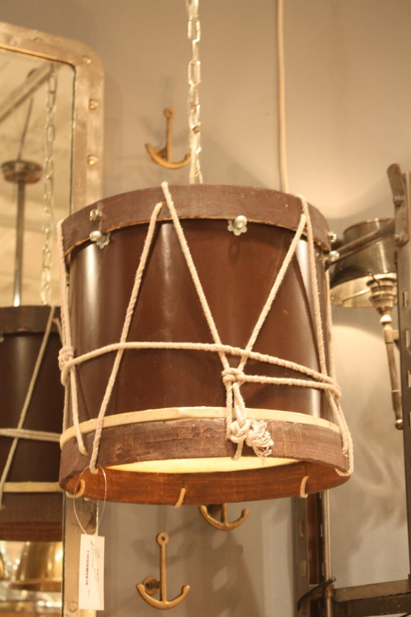 Vintage and recycled drums