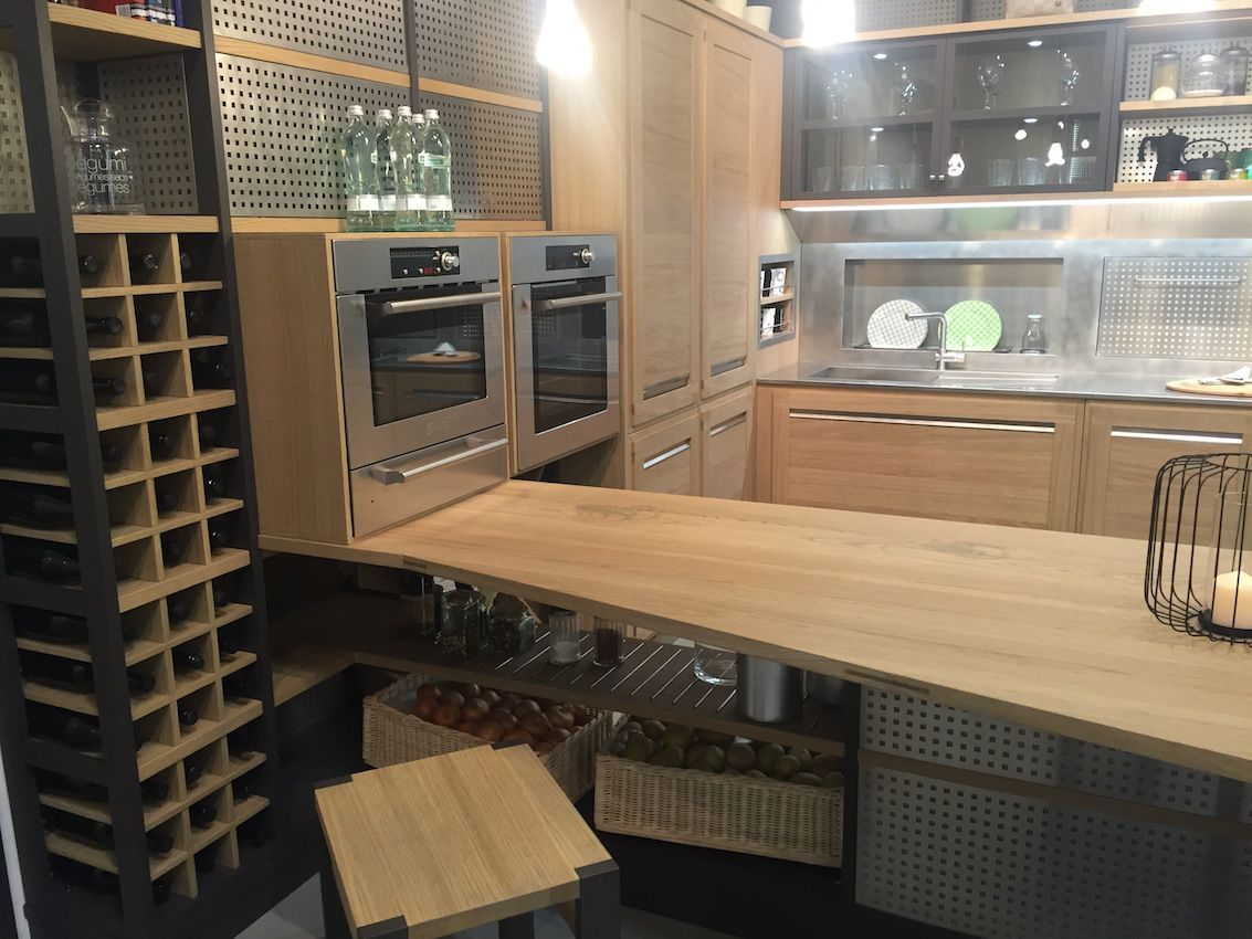 wine rack island kitchen lighting for kitchens designs that impress with their originality and